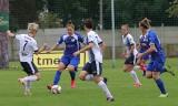 Trzeci mecz sparingowy i trzecie zwycięstwo piłkarek  TME UKS SMS Łódź