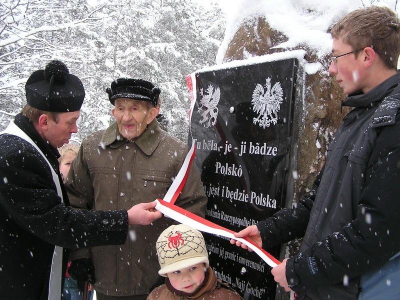 Leśną Straznice Tradycji i Patriotyzmu imienia Bohaterskich Gochów pod wezwaniem Chrystusa Obroncy otwarto przy jeziorze Gwiazda w Borowym Mlynie w gminie Lipnica.
