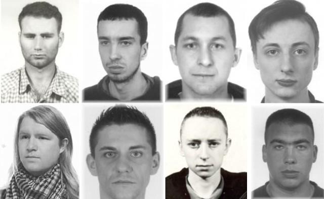 Zachodniopomorska policja poszukuje wiele osób. Wśród nich są osoby poszukiwane z art. 279 § 1, czyli za kradzież z włamaniem.