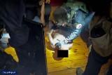 Policjanci CBŚP przy wsparciu kryminalnych z Brzegu rozbili grupę przestępczą związaną ze środowiskiem pseudokibiców. Mieli broń i narkotyki