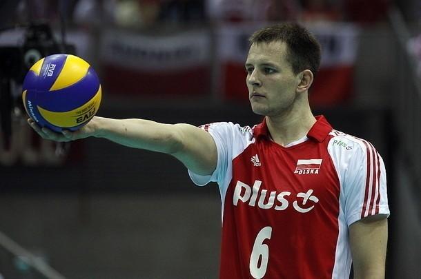 Atakujący Bartosz Kurek to filar naszej drużyny