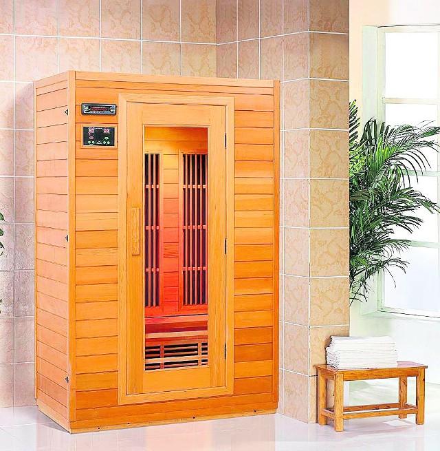 Sauna w szafie – elegancki i zdrowy element łazienki