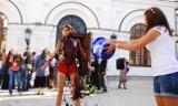 """""""Blood Bucket Challenge"""", czyli Ukraina skąpana we krwi. Nowa akcja Femen [ZDJĘCIA + VIDEO]"""