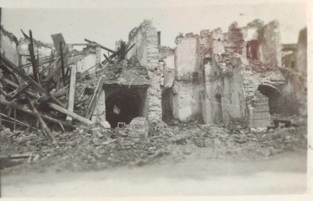 Żory po wojnie były ruinąZobaczkolejnezdjęcia. Przesuwajzdjęcia w prawo - naciśnij strzałkę lub przycisk NASTĘPNE