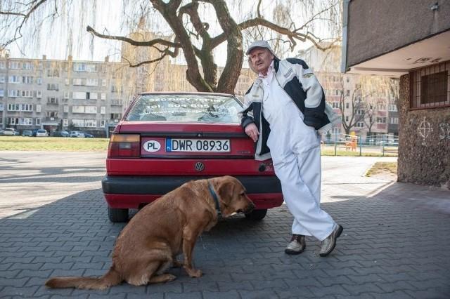 Sebastian Turkiewicz to szczurołap z najdłuższym stażem w Polsce. Jest jeszcze jego kolega z Olsztyna - równie skuteczny