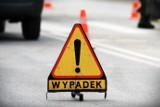 Wypadek w Nieżychowicach. Jedna osoba została ranna