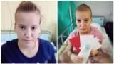 Chora na białaczkę 14-letnia Agata z Tczewa pilnie potrzebuje leku za ponad 200 tys. zł. Możesz pomóc?