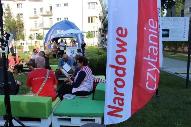 Narodowe Czytanie w Poznaniu