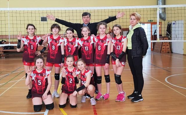 Najmłodsze siatkarki MSPS Inowrocław doskonale spisują się w serii turniejów ministakówki o Mistrzostwo Województwa Kujawsko-Pomorskiego