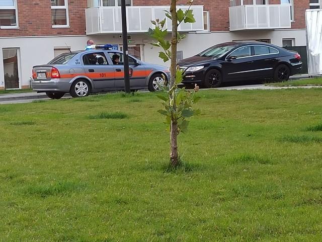 Miejsca parkingowe przeznaczone dla osób niepełnosprawnych i droga pożarowa zastawione! Straż miejska podjęła działania w związku z nieprawidłowym parkowaniem mieszkańców osiedla przy ul. Wróblewskiego. Co jest przyczyną takiego zachowania?
