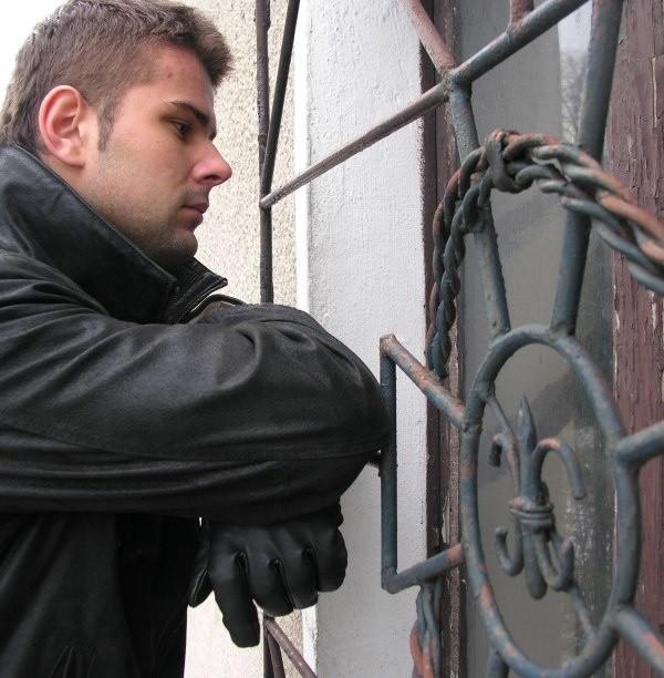 Bartek Mandryga, najprawdopodobniej ostatni komendant byczyńskiego hufca.