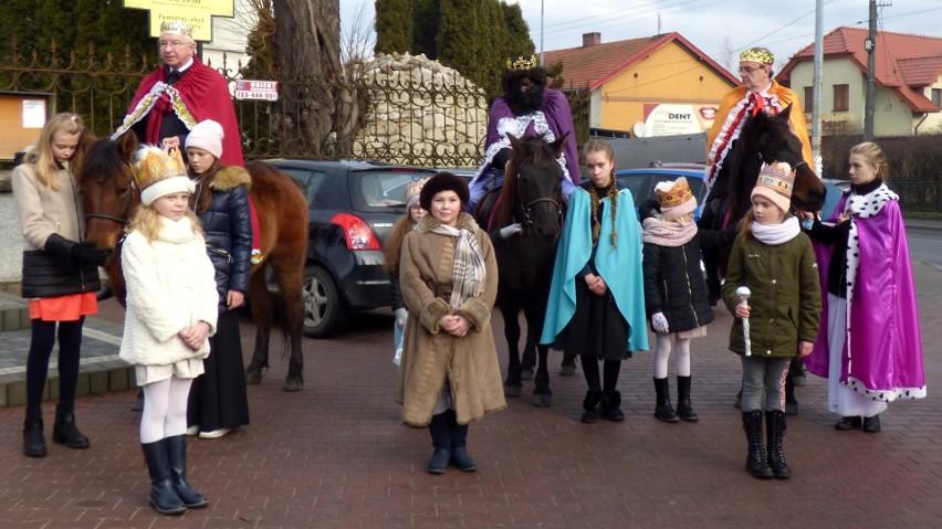 Orszak Trzech Króli - już po raz szósty - zawita w niedzielę do Kazimierzy Wielkiej.