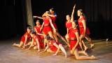 Formacja taneczna Axis z Suchedniowa dała pokaz na zakończenie sezonu (ZDJĘCIA)