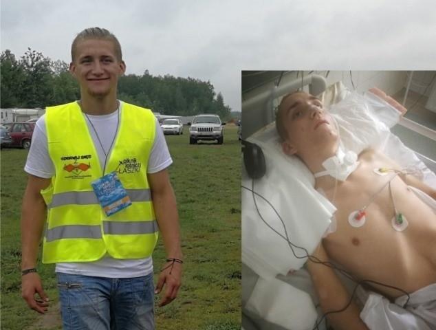 Jakub miał wiele planów i marzeń. Jednak wszystko pokrzyżował  tragiczny wypadek lotniczy.