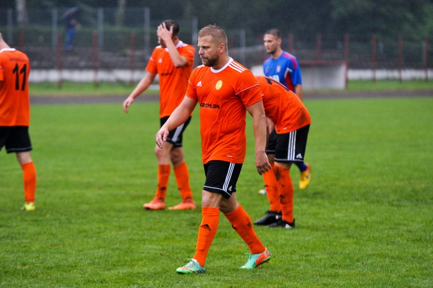 Marcel Surowiak zdobył gola, ale po meczu nie miał powodów do zadowolenia.