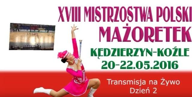 Mistrzostwa Polski Mażoretek 2016