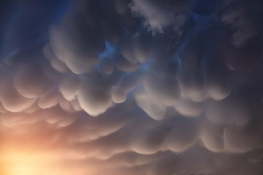 Cylindryczne chmury...