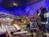 Wybuch gazu w Sosnowcu: Dramatyczna akcja ratownicza. Ciężki stan wyciągniętego spod gruzów 71-latka NOWE ZDJĘCIA strażaków z Nowego Sącza