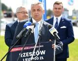 1,5 miliona złotych z ministerstwa dla Rzeszowa. Na nowy most na Przyrwie