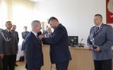 Burmistrz Tucholi ze złotym medalem