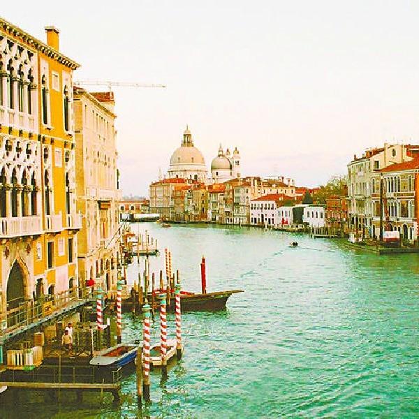 Grande Canale to jedno z najpiękniejszych miejsc na świecie