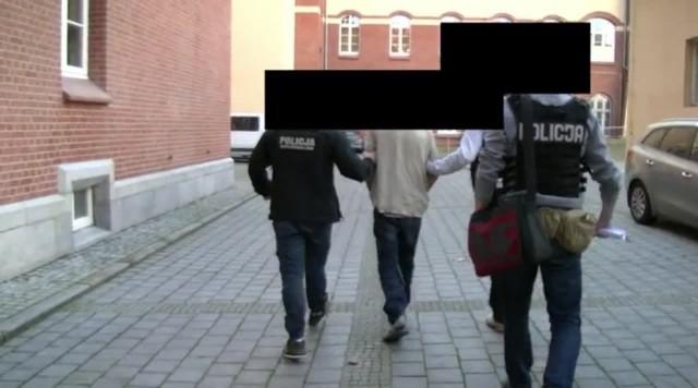 Mężczyźni zostali zatrzymani jesienią 2017 r.