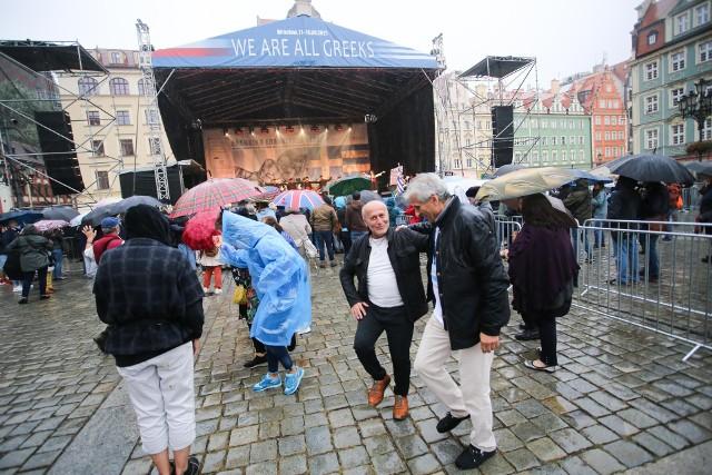 ,,We all are Greeks'' - Greckie święto we Wrocławiu
