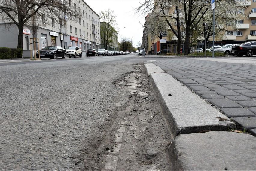 Remonty dróg w Opolu. Ulica Kośnego będzie objęta pracami na odcinku pomiędzy skrzyżowaniami z ulicami Matejki i Katowicką.