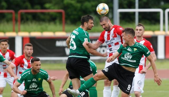 14.06.2020 r. w ostatnim meczu tych zespołów w Rzeszowie padł remis 1:1. Teraz czas na 1-ligowe starcie.