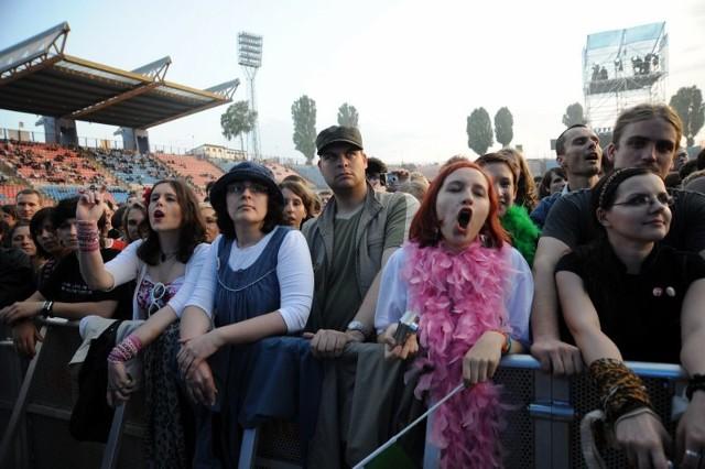 Manic Street PreachersSzczecin Rock Festival - koncert Manic Street Preachers.
