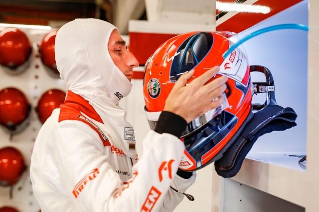 Kubica już w tym tygodniu wraca do bolidu Alfa Romeo!