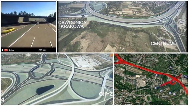 Budowa S7 w Krakowie pomiędzy Mistrzejowicami i Nową Hutą jest jedną z najważniejszych inwestycji drogowych w Małopolsce