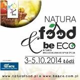 VII Międzynarodowe Targi Żywności Ekologicznej i Regionalnej NATURA FOOD 2014.