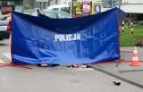 Wypadek w Tarnowie Podgórnym: Nie żyje pieszy