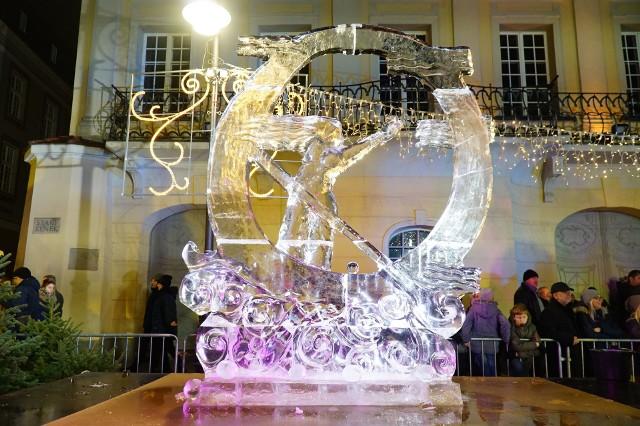 Godziny pracy, tony lodu, ponad 20 zawodników z różnych zakątków świata. Kolejny Poznań Ice Festival, czyli festiwal rzeźb lodowych w Poznaniu, dobiegł końca.Zobacz niezwykłe zdjęcia --->