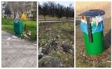 Podziemne śmietniki w centrum Słupska mają rozwiązać weekendowe problemy z nadmiarem odpadów