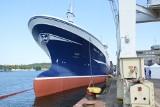 """Zbudowany w Gdańsku, ochrzczony w Gdyni. """"Ocean Star"""" to jedna z najnowocześniejszych jednostek do połowu ryb"""