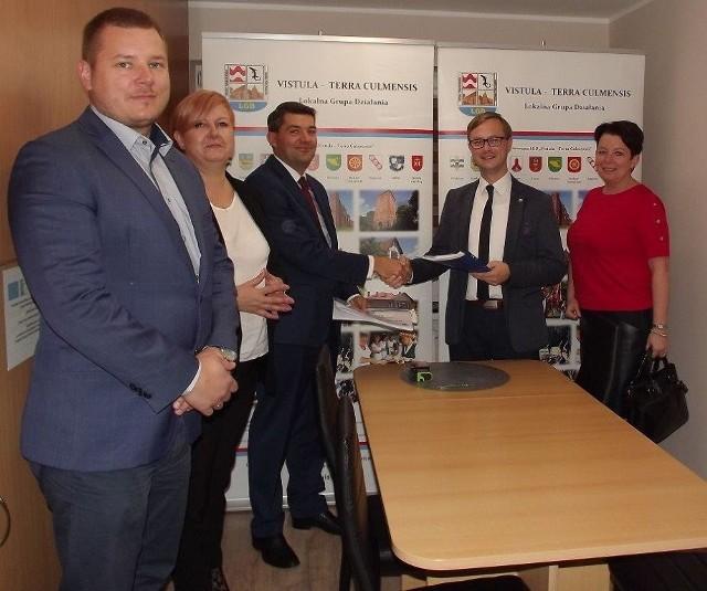 Pieniądze na realizację projektów trafiły do przedstawicieli między innymi gmin wiejskich powiatu chełmińskiego: Chełmno, Stolno i Lisewo