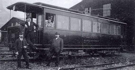 Historia tramwajów elektrycznych na Śląsku ma już 120 lat