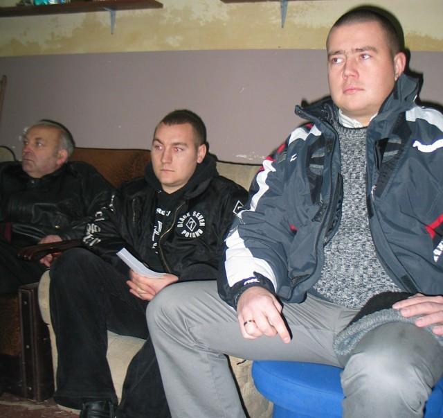 Marcin Siwek (po prawej) i Krystian Skokowski twierdzą stanowczą: zostaliśmy oczernieni