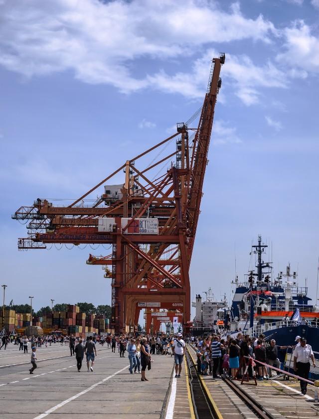 Bałtycki Terminal Kontenerowy BCT w Gdyni to nowy partner w porozumieniu logistycznym.