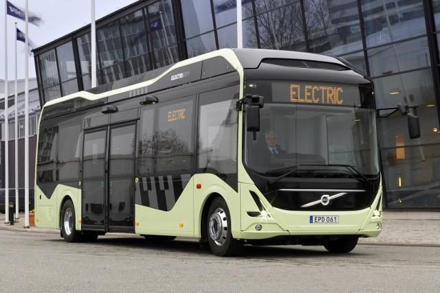 Taki w pełni elektryczny autobus volvo electric  jeździł w ub. roku przez 10 dni we Wrocławiu na pokazowej linii. Czy za dwa lata pojawi się u nas kilkadziesiąt autobusów elektrycznych?