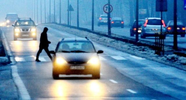 Trasa Północna w Zielonej Górze to jedna z najruchliwszych arterii drogowych w mieście