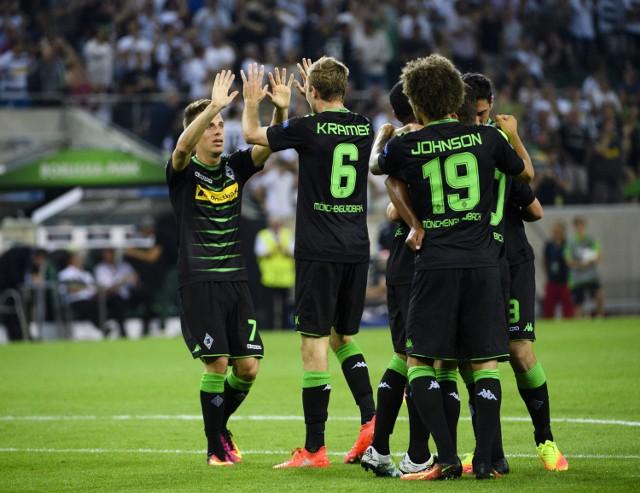 Borussia Moenchegladbach pewnym krokiem awansowała do Ligi Mistrzów
