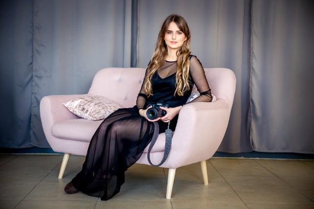 Natalia Łowicka zapewnia, że w jej atelier każdy wyjdzie dobrze na zdjęciach