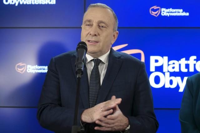 Grzegorz Schetyna wciąż walczy o utrzymanie fotela szefa Platformy  Obywatelskiej