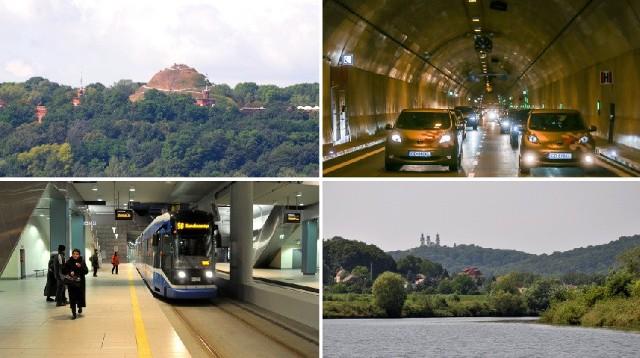 Wielu mieszkańców wnioskuje, by trasy Pychowicką i Zwierzyniecką poprowadzić w tunelach, ale również z liniami tramwajowymi.