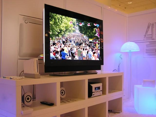 Za posiadanie telewizora w domu trzeba opłacać obowiązkowy abonament.