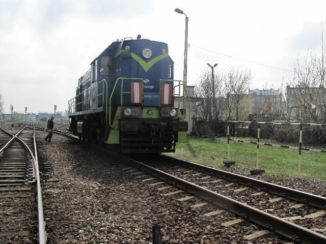 Teraz przez Mielec kursują tylko pociągi towarowe.