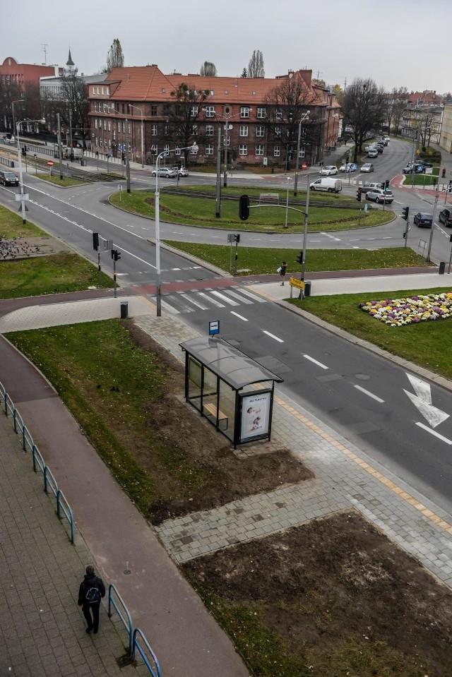 Od poniedziałku 16.11.2020 mieszkańcy Wrzeszcza mogą korzystać z nowego przystanku autobusowego